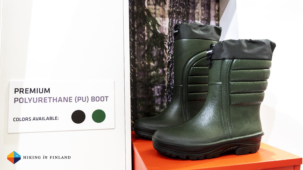 Polyver Boots | IWA 2019 Impressions