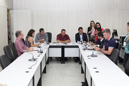 3ª Reunião - Comissão Parlamentar de Inquérito: Barragens
