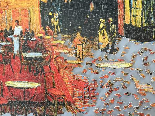 5056 piece wood puzzle,