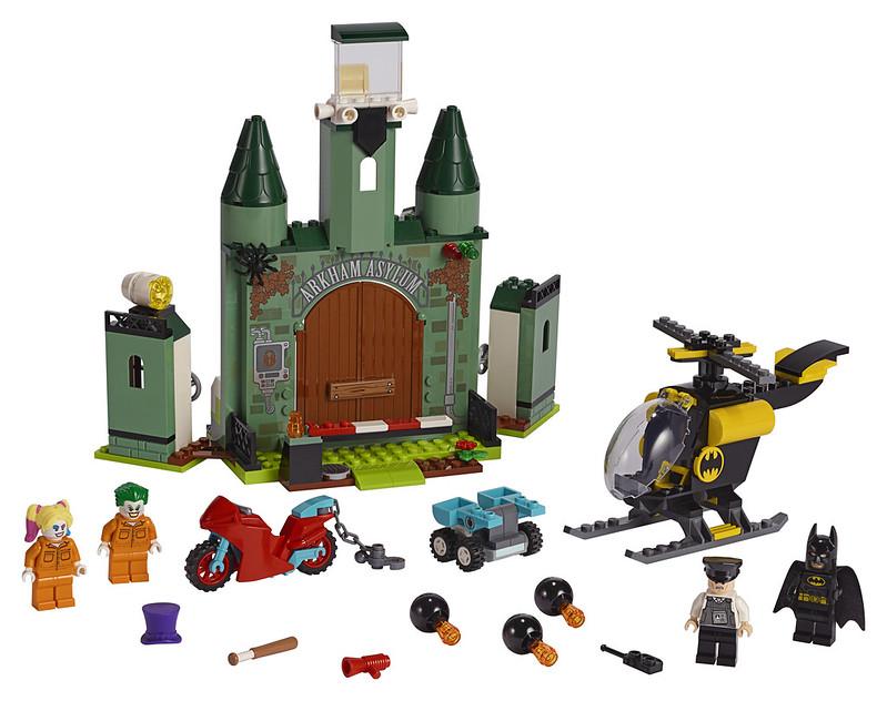 Batman and The Joker Escape (76138)
