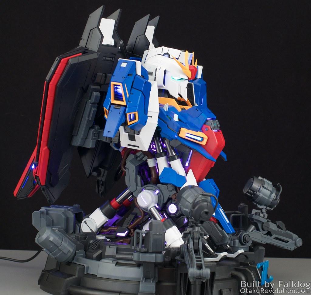BSC Zeta Gundam Bust 13