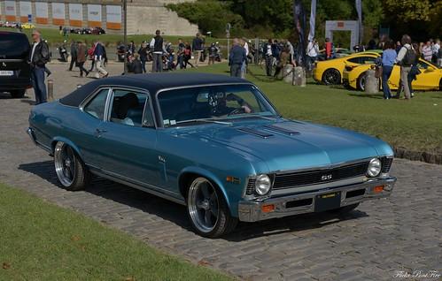 1972 Chevrolet Nova 396 SS coupé