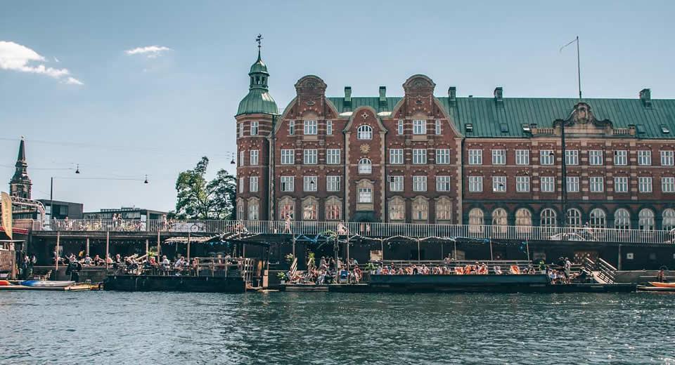 Kajakken in Kopenhagen, Kayak Bar | Mooistestedentrips.nl