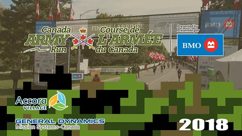 Army Run Pierre Finish