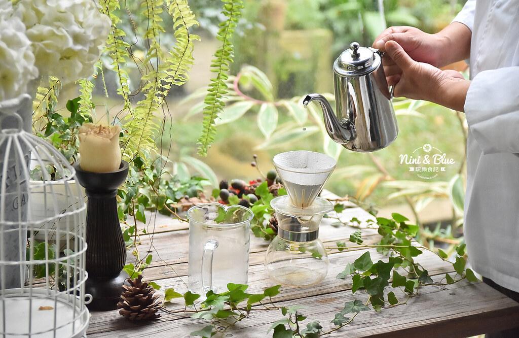 千樺花園 新社花海 美食 台中法式料理 咖啡34