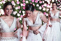 Saina Nehwal At Kapil Sharma Wedding Reception