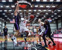 UCM vs SBU Men's Basketball 2019