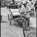Rickshaw Driver - Hua Hin - Thailand