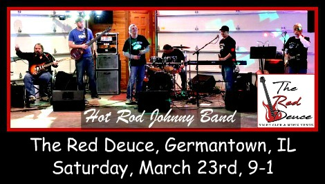 Hot Rod Johnny Band 3-23-19