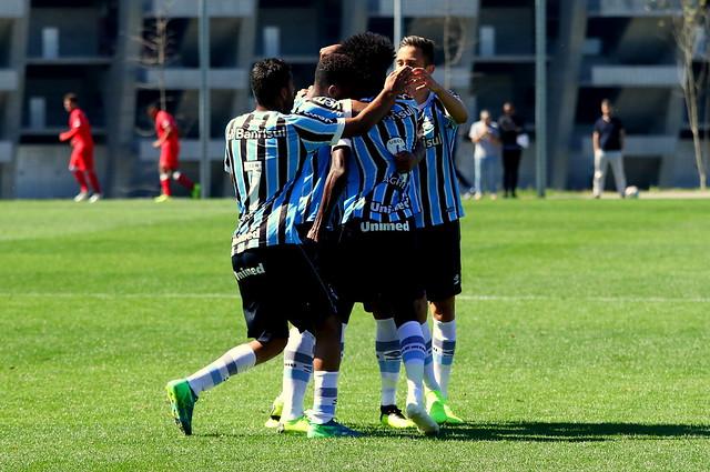 Excursão Grêmio Prato Fino - Europa 2019 - Braga 1 x 3 Grêmio