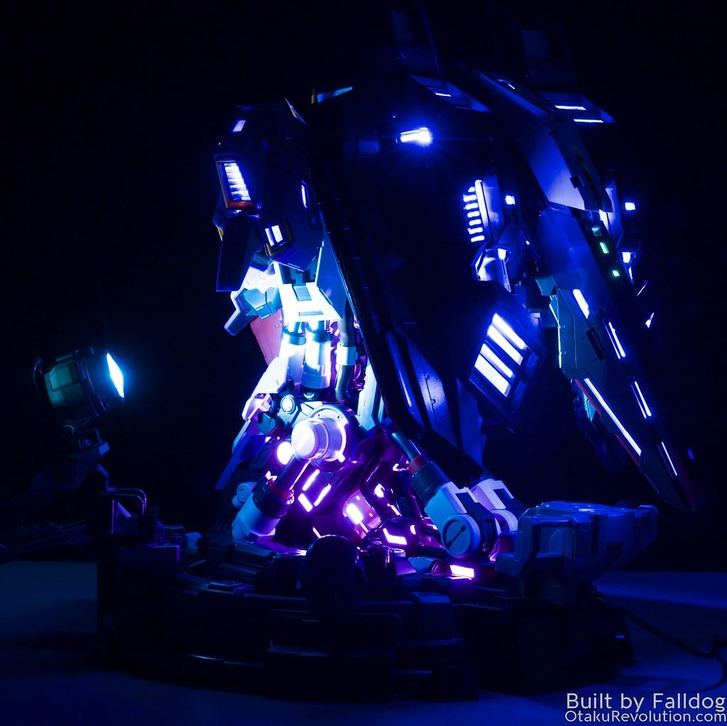 BSC Zeta Gundam Bust 18
