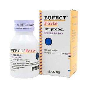 BUFECT FORTE 50 ML SIRUP