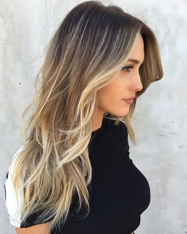 LONG LAYERED HAIRSTYLES 2019 THAT WILL BE THE MOST TO WEAR THIS SEASON! 3