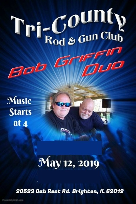 Bob Griffin Duo 5-12-19