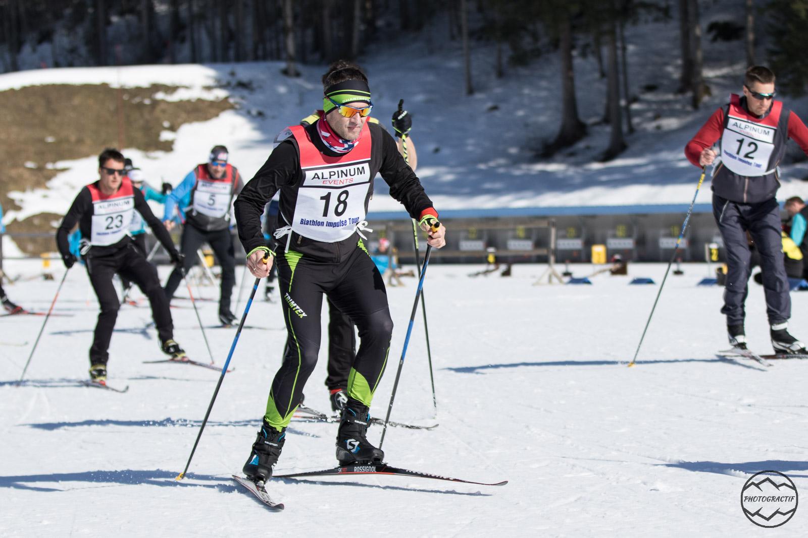 Biathlon Alpinum Les Contamines 2019 (2)
