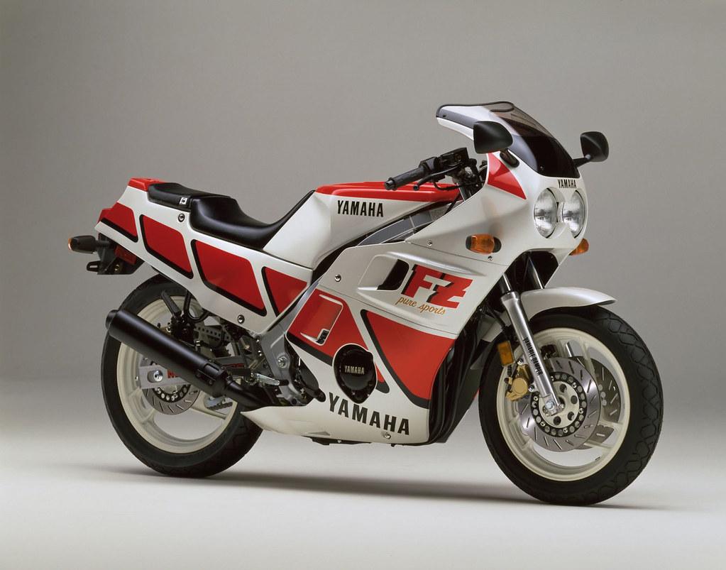 Yamaha FZ 600 1986 - 1