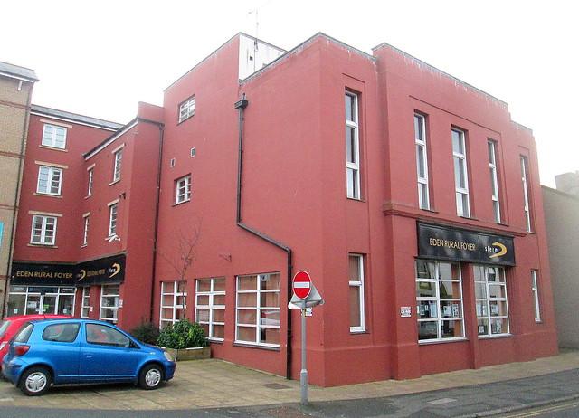 Penrith Art Deco Building