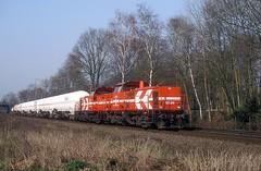 - HGK  Dieselloks  DE 83  bis