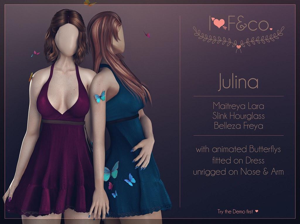 Julina - TeleportHub.com Live!