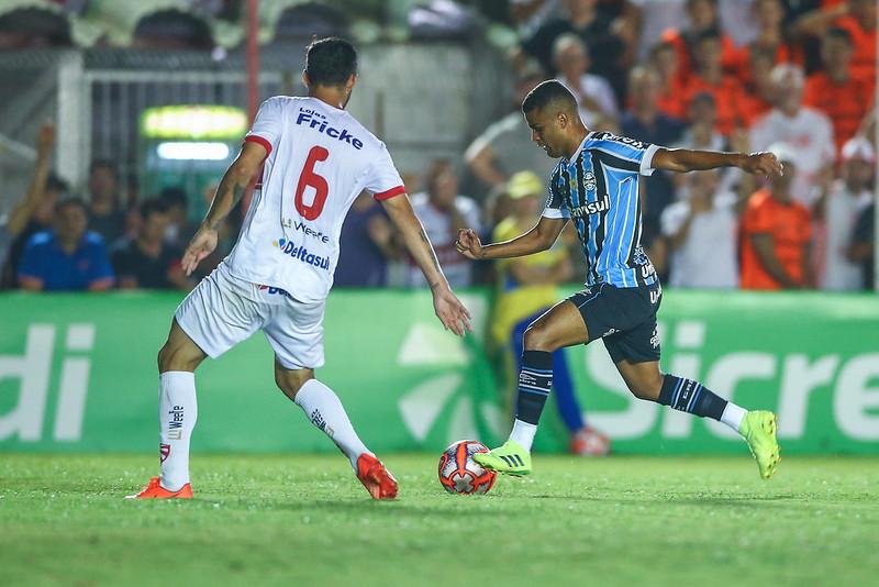 São Luiz x Grêmio - Gauchão 2019 - 31/03/19