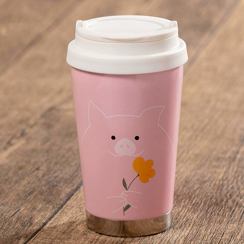 Starbucks Hong Kong year of the pig (2019) merchandise