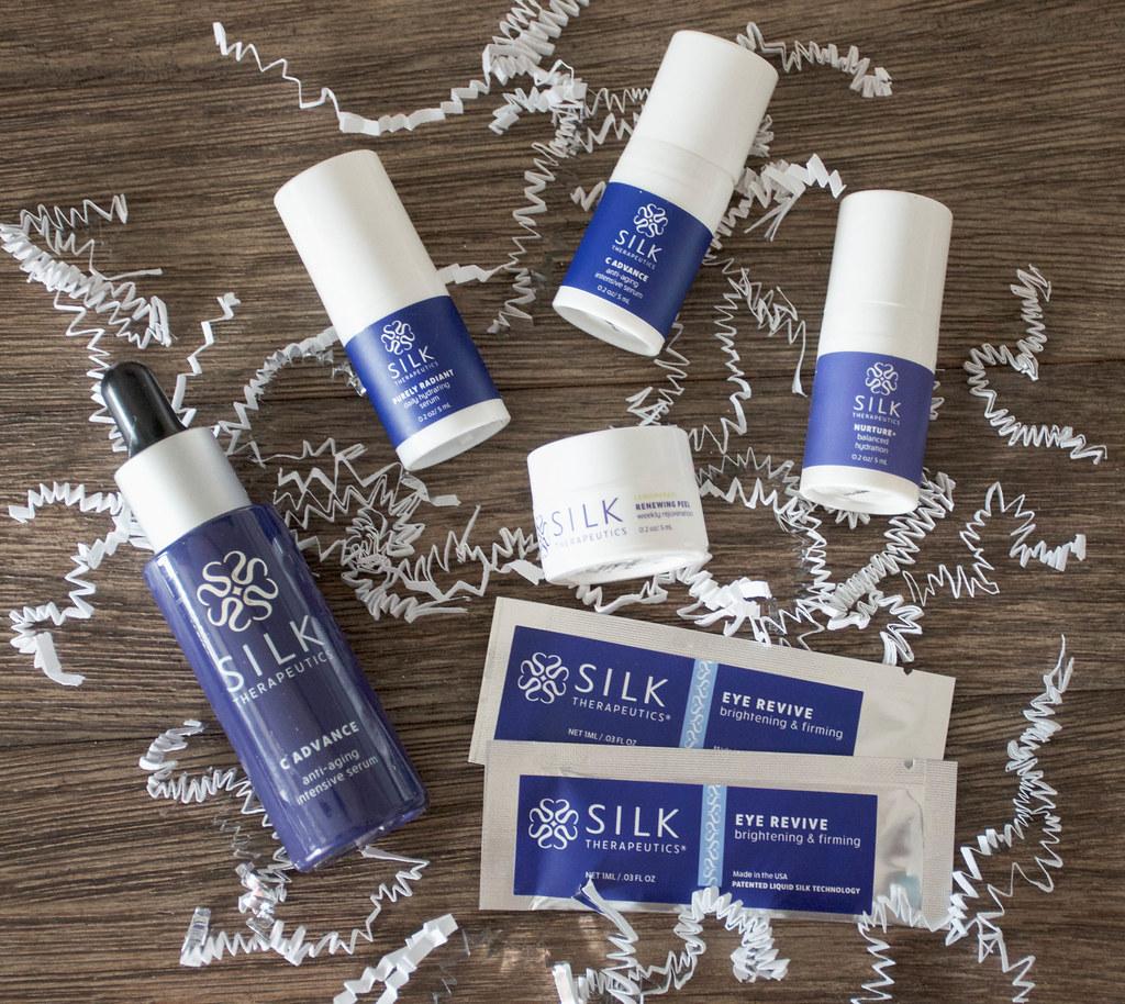 Silk Therapeutics Skin Care