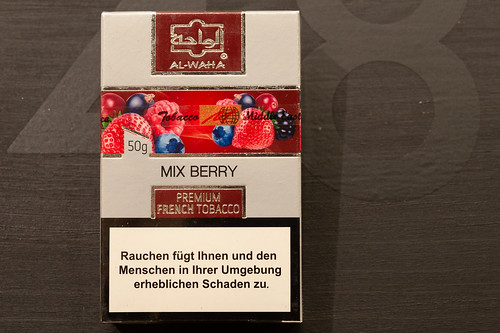 Al-Waha Elite Mix Berry