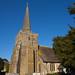 Rural Parish Church by Adam Swaine