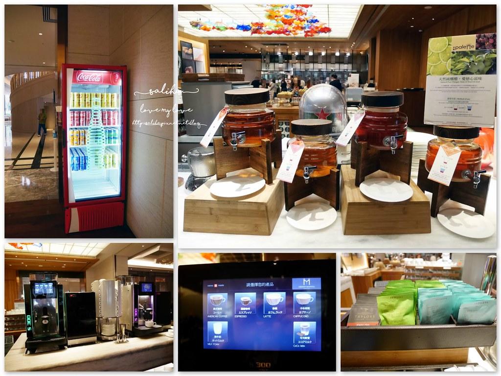 台北美麗華附近餐廳飯店下午茶吃到飽美福彩匯自助餐 (11)