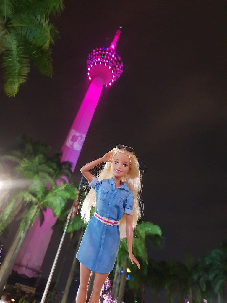 In light of its newly released Travel Range, Barbie® is collaborating with Tourism Malaysia to promote the range and various travel destinations across Malaysia
