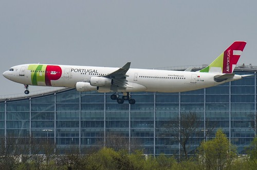 CS-TOB / Airbus A340-312 / 44 / TAP Air Portugal
