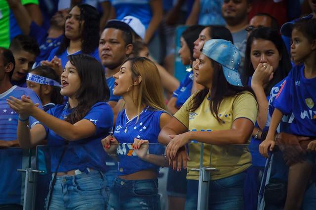 Interessa falar do povo, das pessoas que constroem o dia a dia do futebol - Créditos: Cruzeiro / Divulgação