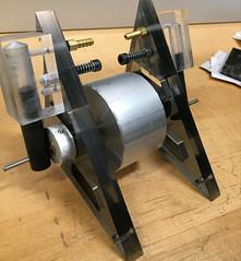 Oscillating Air Engine