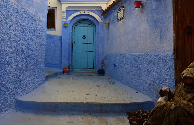Chefchaouen, Morocco, January 2019 D810 612