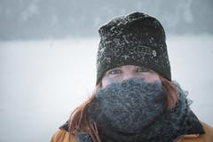 New Year's Day 2013 Snowshoe - Mormon Row, Grand Teton National Park Wyoming