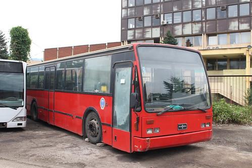 zenicatrans bus 715j675 iveco vanhoollinea vanhoola600 bdtv80
