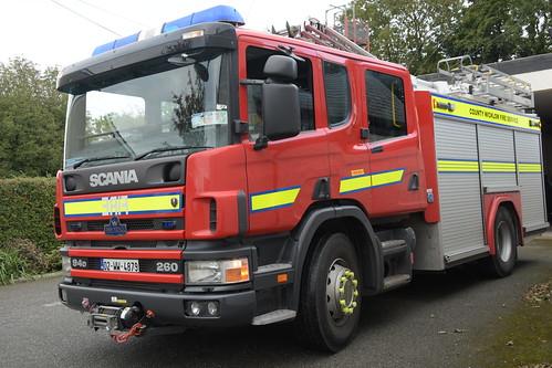 Wicklow County Fire Service 2002 Scania 94D 260  Browns WrL 02WW4879