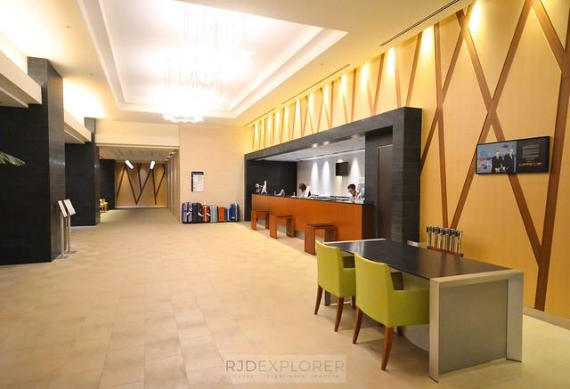 ibis styles sapporo lobby