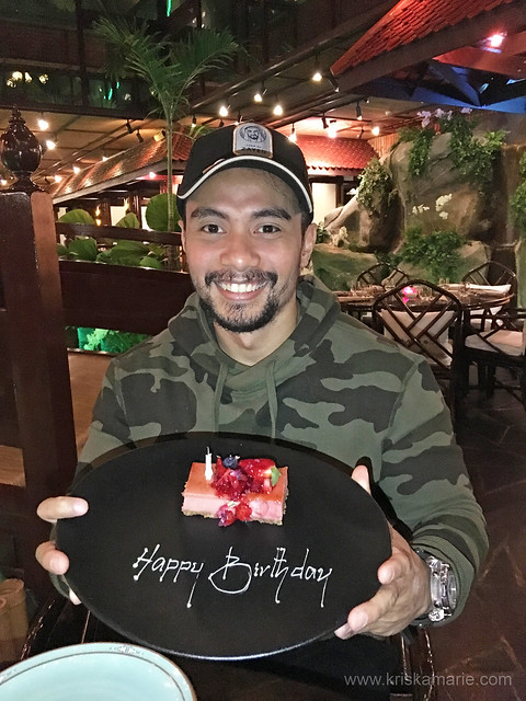 Mar's Birthday at Bambooda