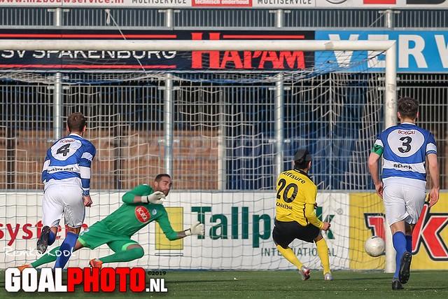 Spakenburg - FC Lienden 16-02-2019