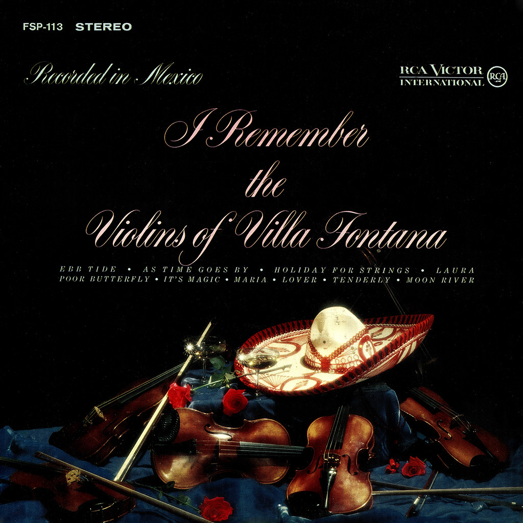 The Magic Violins - I Remember the Violins of Villa Fontana