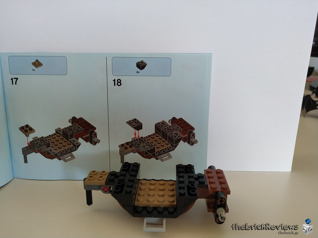 ThebrickReview:75951 Grindelwald's Escape 46652991904_9e35f0fa56_b