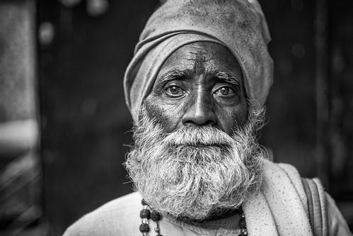 Dharamsala sadhu