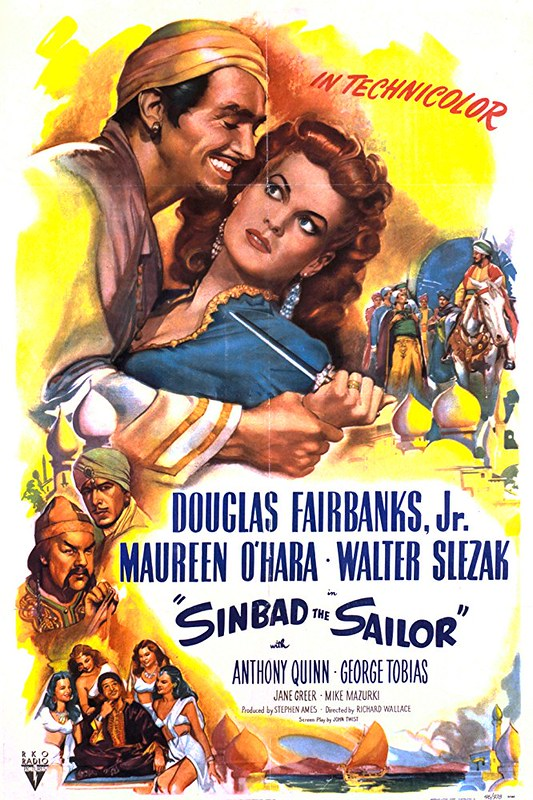 Sinbad, The Sailor - Poster 5