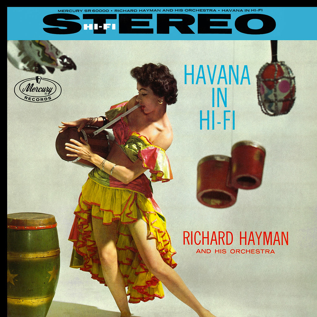 Richard Hayman - Havana in Hi-Fi