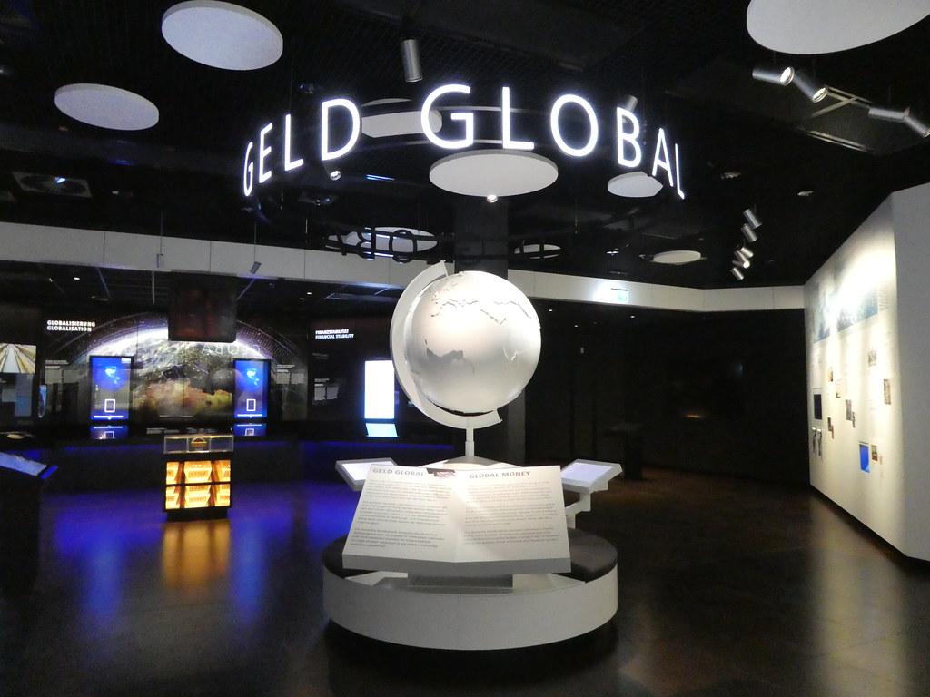 Deutsche Bundesbank Museum, Frankfurt