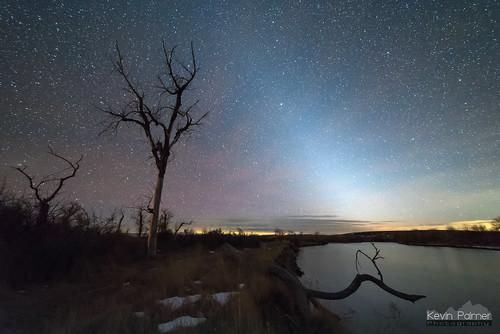 Bighorn River Zodiacal Light