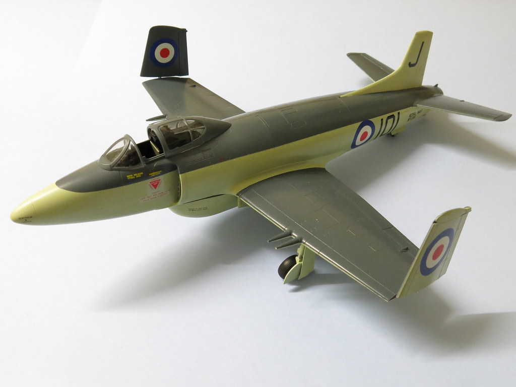 Iconicair Supermarine Attacker