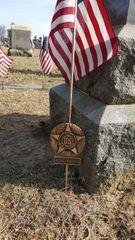 Thomas Fallon Medal of Honor flag