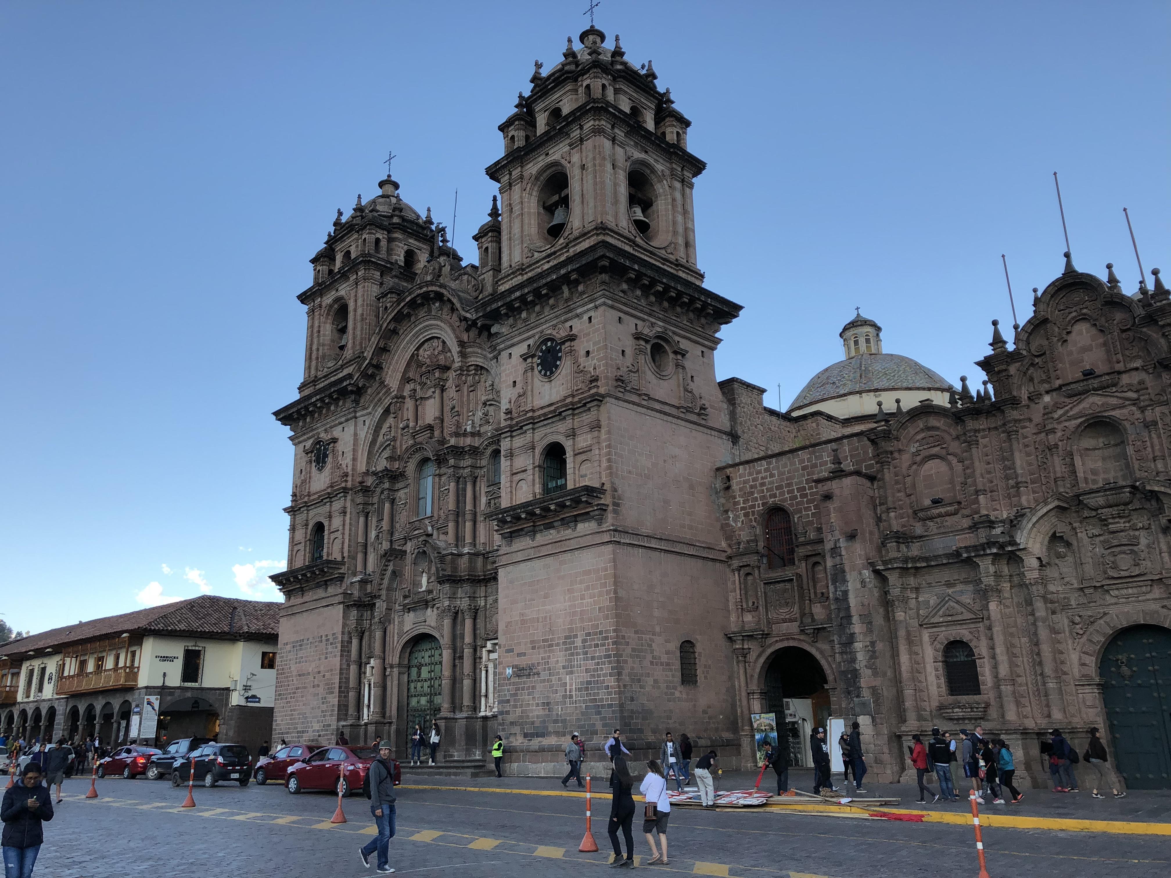 Ký sự Nam Mỹ (4) - Cusco thủ đô của đế chế Inca